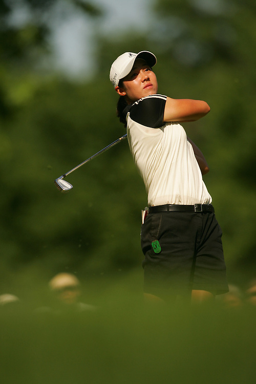 Aree Song..2004 McDonald's LPGA Championship.Dupont Country Club.Wilmington, DE.Second Round.Saturday, June 12, 2004..photograph by Darren Carroll