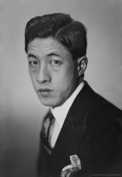 Makino Masami, actor, 1929