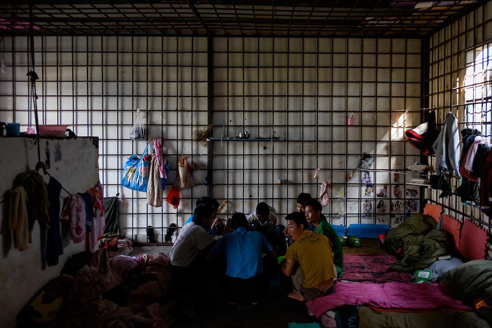 Kachin State. Mayjayang Rehab Center.