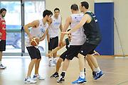 DESCRIZIONE : Roma Centro Sportivo Coni Acqua Acetosa Raduno Collegiale Nazionale Italiana Maschile Allenamento<br /> GIOCATORE : Luca Vitali<br /> SQUADRA : Nazionale Italia Uomini <br /> EVENTO : Raduno Collegiale Nazionale Italiana Maschile <br /> GARA : Allenamento<br /> DATA : 29/07/2010 <br /> CATEGORIA : ritratto<br /> SPORT : Pallacanestro <br /> AUTORE : Agenzia Ciamillo-Castoria/GiulioCiamillo<br /> Galleria : Fip Nazionali 2010 <br /> Fotonotizia : Roma Centro Sportivo Coni Acqua Acetosa Raduno Collegiale Nazionale Italiana Maschile Allenamento<br /> Predefinita :