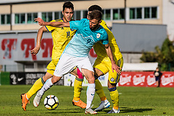 Jan Mlakar of Slovenia during football match between Slovenia and Kazahstan in Qualifying round for European Under-21 Championship 2019, on September 11, 2018 in Mestni Stadium Ptuj, Slovenija, 2018. Photo Grega Valancic
