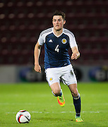 Scotland's John Souttar during Scotland Under-21 v FYR Macedonia,  UEFA Under 21 championship qualifier  at Tynecastle, Edinburgh. Photo: David Young<br /> <br />  - © David Young - www.davidyoungphoto.co.uk - email: davidyoungphoto@gmail.com