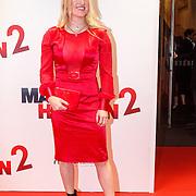 NLD/Amsterdam/20151214 - Film premiere Mannenharten 2, Britt Dekker