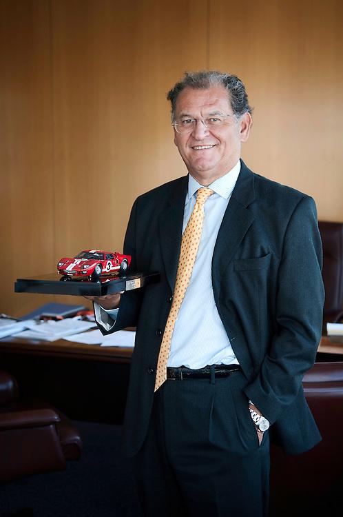 Jose Manuel Machado, Presidente de Ford España.