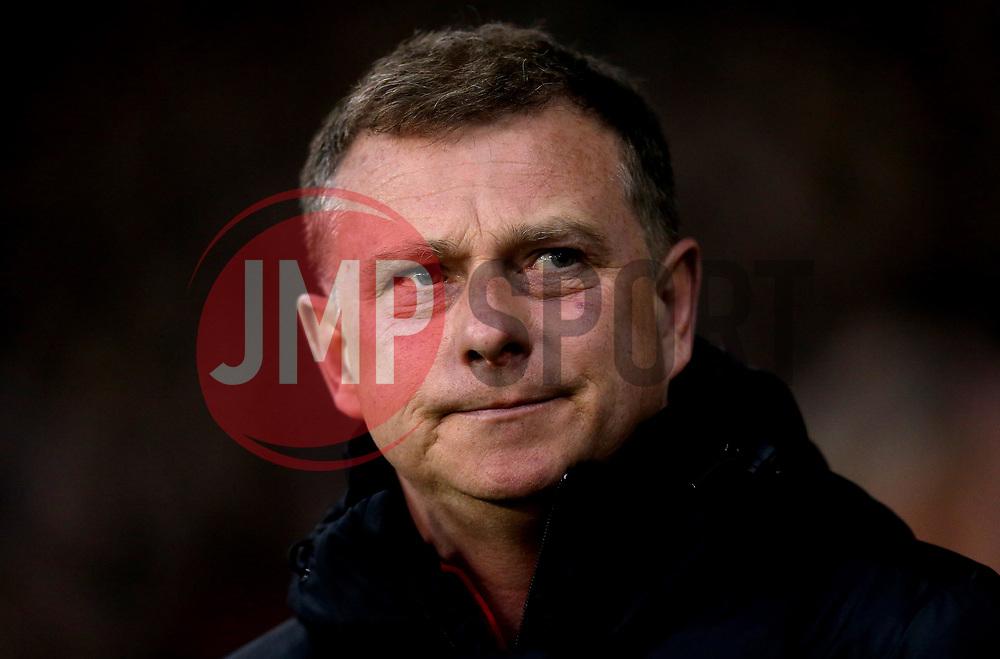 Coventry City manager Mark Robins - Mandatory by-line: Robbie Stephenson/JMP - 05/04/2017 - FOOTBALL - Brammall Lane - Sheffield, England - Sheffield United v Coventry City - Sky Bet League One