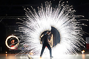 Katowice, Poland - 2018 June 09: Opening Ceremony of National Special Olympics Games 2018 at Spodek Hall on June 09, 2018 in Katowice, Poland.<br /> <br /> Adam Nurkiewicz declares that he has no rights to the image of people at the photographs of his authorship.<br /> <br /> Picture also available in RAW (NEF) or TIFF format on special request.<br /> <br /> Any editorial, commercial or promotional use requires written permission from the author of image.<br /> <br /> Image can be used in the press when the method of use and the signature does not hurt people on the picture.<br /> <br /> Mandatory credit:<br /> Photo by &copy; Adam Nurkiewicz / Mediasport