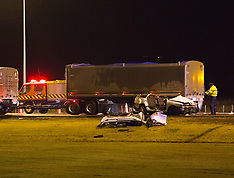 Napier-Serious accident, car v truck, Hawkes Bay Expressway