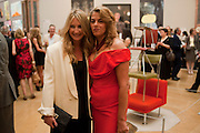 ANYA HINDMARCH; TRACEY EMIN, Royal Academy of Arts Summer Exhibition Preview Party 2011. Royal Academy. Piccadilly. London. 2 June <br /> <br />  , -DO NOT ARCHIVE-© Copyright Photograph by Dafydd Jones. 248 Clapham Rd. London SW9 0PZ. Tel 0207 820 0771. www.dafjones.com.