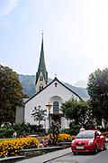 Mayrhofen, Zillertal, Tyrol, Austria