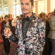 NLD/Amsterdam/20170930 - Orange Babies Gala 2017, Koen van Dijk - Koen Kardashion