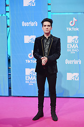 November 4, 2018 - Madrid, Madrid, Spain - DPanic at the Disco attends the 25th MTV EMAs 2018 held at Bilbao Exhibition Centre 'BEC' on November 4, 2018 in Madrid, Spain (Credit Image: © Jack Abuin/ZUMA Wire)