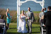 Rob and Heather Wedding   Indian Beach NC Photographers