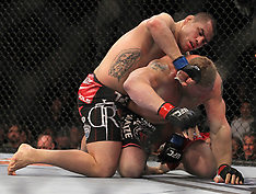 October 23, 2010: UFC 121 - Cain Velasquez vs Brock Lesnar