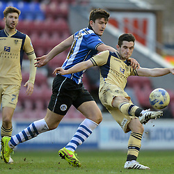 Wigan Athletic v Leeds United