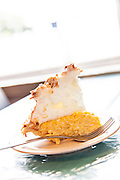 Key Lime Pie at McIntosh Bakery in the village of New Plymouth, Green Turtle Cay, Bahamas.