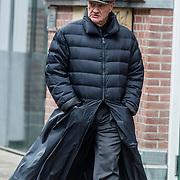 NLD/Amsterdam//20170309 - Herdenkingsdienst Guus Verstraete, Henk Poort