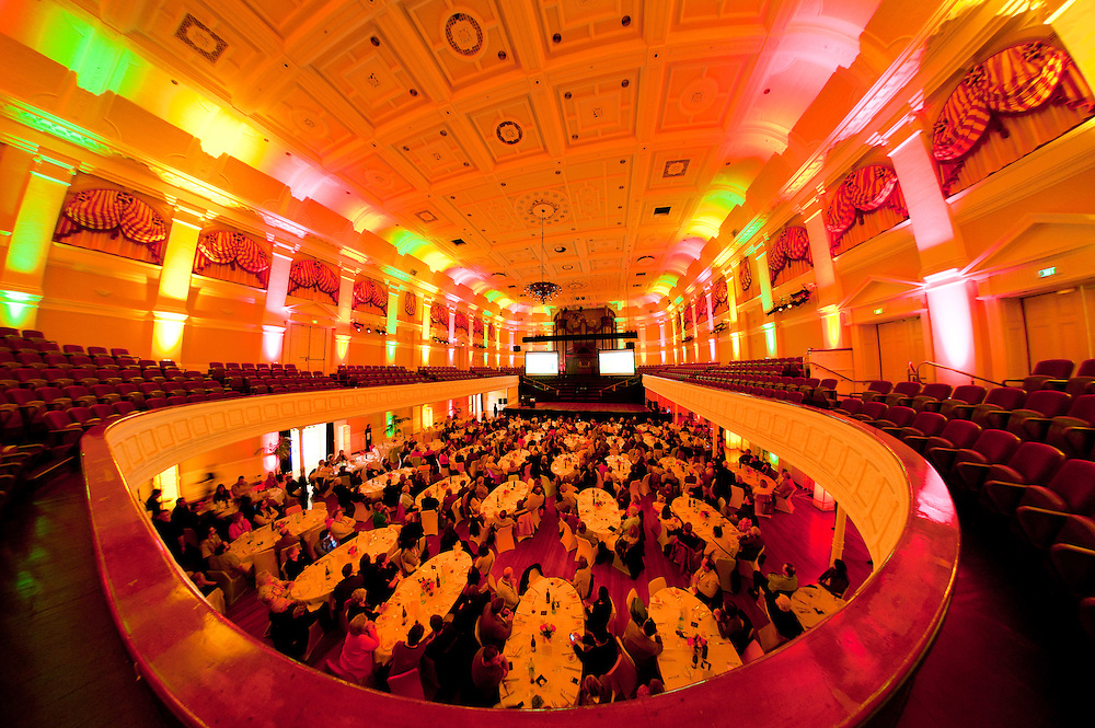 Society of American Travel Writers conference, Wellington Town Hall and Michael Fowler Centre. Tuesday November 8, 2011...Photo by Mark Tantrum   www.marktantrum.com