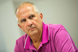Sreco Medven during meeting of Executive Committee of Ski Association of Slovenia (SZS) on June 16, 2015 in Ljubljana, Slovenia. Photo by Vid Ponikvar / Sportida