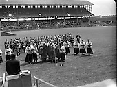 1959 - New Hogan Stand and Flag Pageant