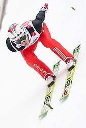 18.03.2010, Triglav, Planica, SLO, FIS SKI Flying World Championships 2010, Training, im Bild AMMANN Simon ( SUI, #70 ), EXPA Pictures © 2010, PhotoCredit: EXPA/ J. Groder / SPORTIDA PHOTO AGENCY