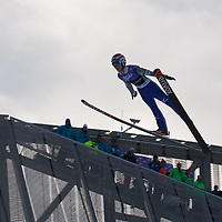Raw Air photos from Holmenkollen. Raw Air is a ten day tournament in ski jumping and ski flying as part of World Cup competition. It will be held in March 2017 in Norway at four different ski jumping hills: Oslo, Lillehammer, Trondheim and Vikersund.