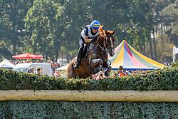 MAGNUSSON Philippa (SWE), Cesar<br /> Luhmühlen - LONGINES FEI Eventing European Championships 2019<br /> Impressionen Zieleinlauf<br /> Geländeritt CCI 4*<br /> Cross country CH-EU-CCI4*-L<br /> 31. August 2019<br /> © www.sportfotos-lafrentz.de/Tanja Becker