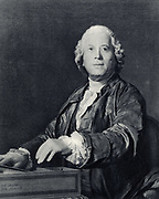 Christoph Willibald Gluck (1714-1787) Bohemian German composer.