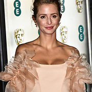 Millie Mackintosh Arrivers at EE British Academy Film Awards in 2019 after-party dinner at Grosvenor house on 10 Feb 2019.