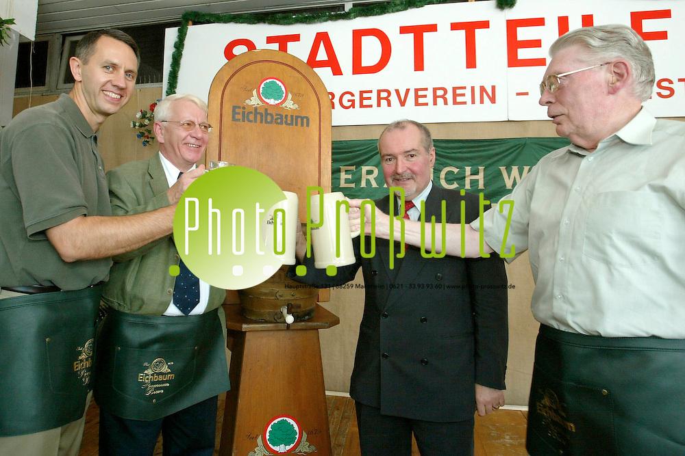Mannheim. Vogelstang Stadtteilfest<br /> <br /> Bild: Pro&szlig;witz