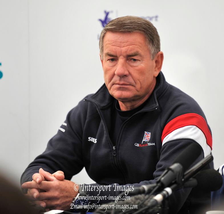 Caversham, Great Britain.   Men's Chief Coach, Jurgen GROBLER. 2012 GB Rowing World Cup Team  Announcement Wednesday  04/04/2012  [Mandatory Credit; Peter Spurrier/Intersport-images]