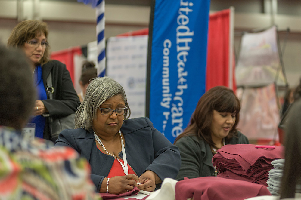 United Healthcare served as a sponsor of the Texas Conference for Women in Austin, Texas, on Tuesday, November 15, 2016.
