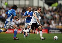 Photo: Rich Eaton.<br /> <br /> Derby County v Birmingham City. Coca Cola Championship. 21/10/2006. Artruo Lupili of Derby County attacks
