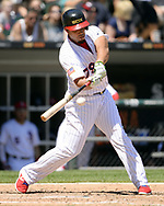 CHICAGO - JULY 02:  Jose Abreu #79 of the Chicago White Sox bats against the Texas Rangers on July 2, 2017 at Guaranteed Rate Field in Chicago, Illinois.  The White Sox defeated the Rangers 6-5.  (Photo by Ron Vesely) Subject:   Jose Abreu