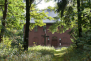 Jagdhaus Gabelbach bei Stützerbach, Goethe-Wanderweg, Thüringer Wald, Thüringen, Deutschland | Jagdhaus Gabelbach near Stützerbach, Thuringia forest, Thuringia, Germany
