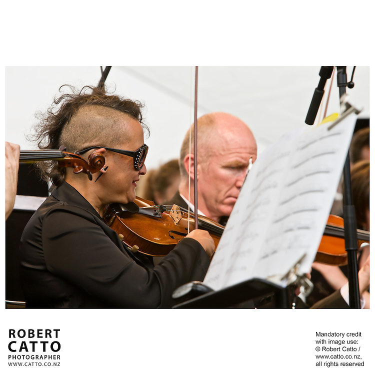 From Score to Screen features some of the greatest film soundtracks of all time. Join conductor Marc Taddei and the Vector Wellington Orchestra in a journey that promises to be an epic aural experience - from Bernard Herrmann's unsettling score for Alfred Hitchcock's Psycho to John Williams' Pirates of the Caribbean and Harry Potter soundtracks..With works from the golden days of Hollywood and the maestros of the contemporary blockbuster, this free concert is guaranteed to make your hair stand on end!