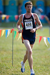 Virginia Cavaliers Steve Finely..The Virginia Cavaliers hosted the 2007 Lou Onesty Invitational Cross Country meet at Panorama Farms near Charlottesville, VA on September 7, 2007.