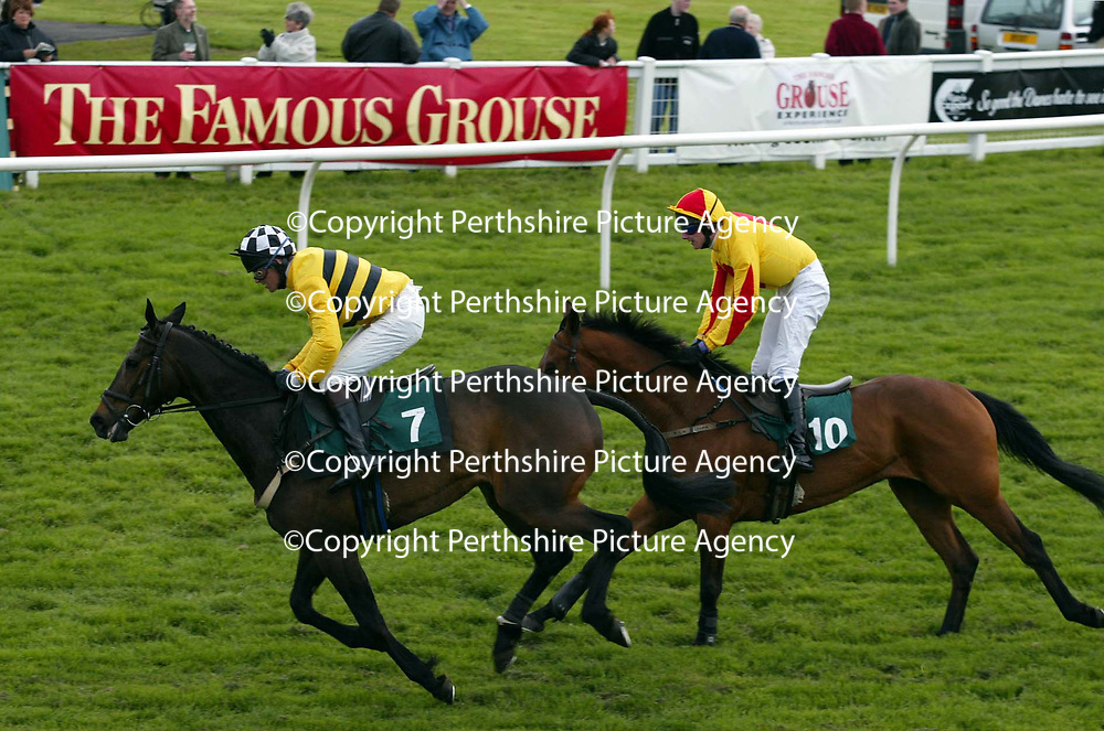 Famous Grouse day at the races..15.05.02<br />