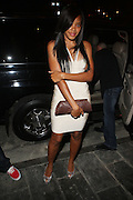 Angela Simmons at Vanessa Simmons' Birthday Celebration held at Su Casa on August 7, 2009 in New York City