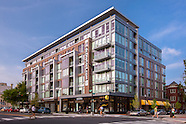 DC District Apartments Exterior Photography