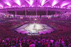 Brazil Rio de Janeiro 21. August 2016 Marina di Gloria, Rio 2016 Olympic Games<br /> Closing Ceremony<br /> <br /> <br /> ©Jürg Kaufmann go4image.com
