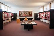Gedenkstätte zur Kralitzer Bibel und Brüderdruckerei. Kralice nad Oslavou (deutsch Kralitz) ist eine Gemeinde in Tschechien. Sie liegt 29 Kilometer westlich des Stadtzentrums von Brno und gehört zum Okres Třebíč. Kralice war bis zur Mitte des 17. Jahrhunderts ein wichtiges Zentrum der Mährischen Brüderbewegung, hier entstand die Kralitzer Bibel.