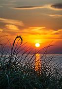 Coastal sunrise, Cape Cod, Massachusetts, USA.