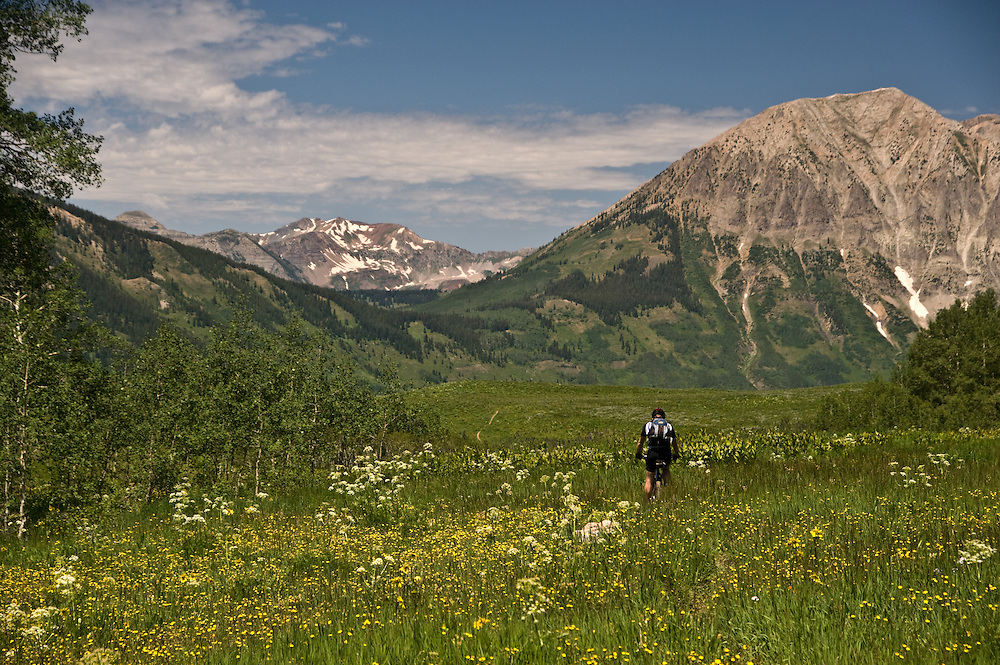 Mountain Biking in Crested Butte