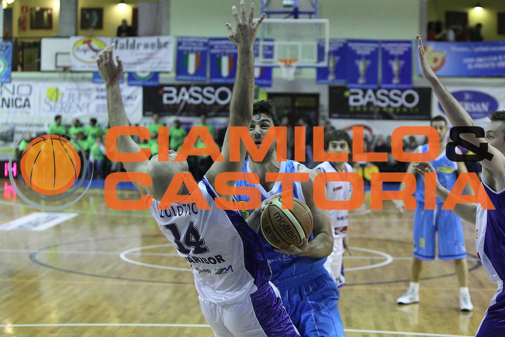 DESCRIZIONE : San Martino di Lupari Padova 4 Torneo Internazionale Lega A 2010-11 <br /> GIOCATORE : Blagota Sekulic<br /> SQUADRA : Vanoli Braga Cremona KK Maribor Messer<br /> EVENTO :  Torneo Triangolare<br /> GARA : Vanoli Braga Cremona KK Maribor Messer<br /> DATA : 12/02/2011<br /> CATEGORIA :  Penetrazione<br /> SPORT : Pallacanestro <br /> AUTORE : Agenzia Ciamillo-Castoria/G.Contessa<br /> Galleria : Lega Basket A 2010-2011 <br /> Fotonotizia : San Martino di Lupari Padova 4 Torneo Internazionale Lega A 2010-11 <br /> Predefinita :