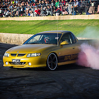 10 - Rob Fraser - WPN LS1 - Holden Commodore Ute - Gold - LS1