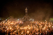 'Unite the right' in Charlottesville
