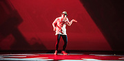 The BBC presents the Grand Final of  BBC Young Dancer 2015 at Sadler's Wells Theatre, London. Picture features: Kieran Lai