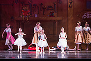 AOC Ballet performs Copellia at the Campbell Heritage Theatre in Campbell, California, on May 10, 2019. (Stan Olszewski/SOSKIphoto)
