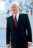 Roma 2  Giugno 1985.<br /> Bettino Craxi, Presidente del Consiglio (Prime Minister). Festa della Repubblica (Republic Day).