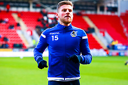 Alfie Kilgour of Bristol Rovers - Mandatory by-line: Ryan Crockett/JMP - 18/01/2020 - FOOTBALL - Aesseal New York Stadium - Rotherham, England - Rotherham United v Bristol Rovers - Sky Bet League One
